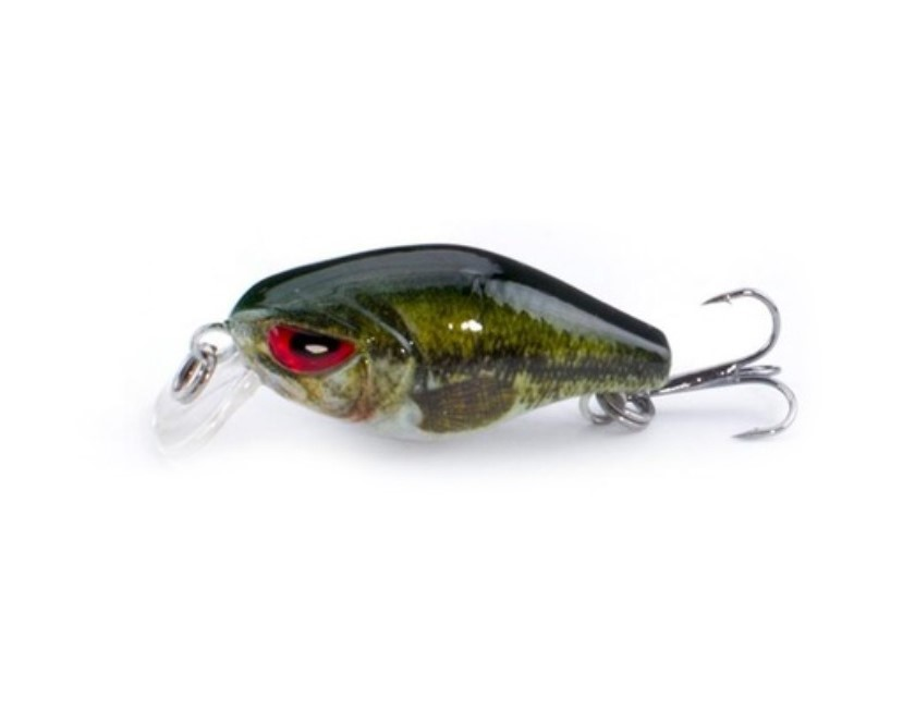 Wobler Angry Minnow 3.5cm, 2g (A3)