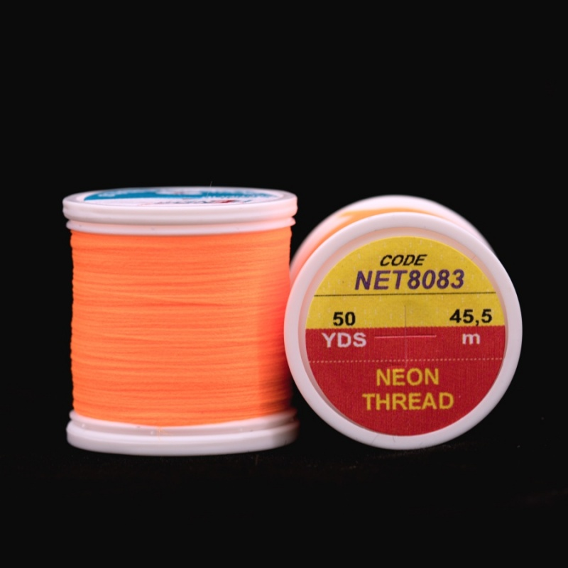 Hends Neon Thread Fluo Orange