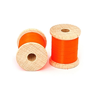 UV Reflective Thread Orange