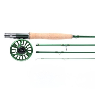 Muškařská sada Maxcatch PREMIER SMALL RIVER 8,6ft #4