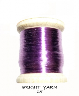 Bright Yarn Light Purple