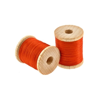 Floss Line Rust Orange