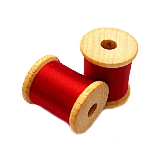 Buko Thread Dark Red