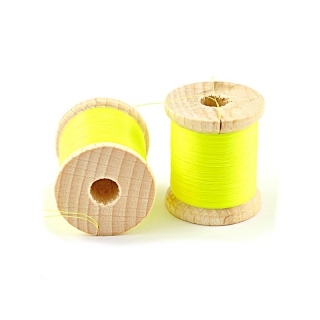 Double Thread Fluo Yellow