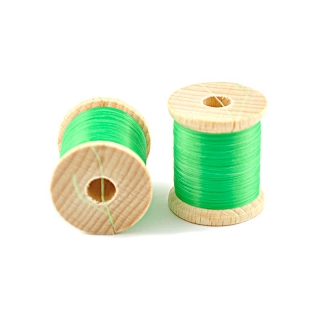 Double Thread Emerald Green