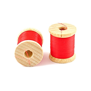 Double Thread Dark Red