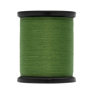 Uni Thread Waxed 3/0 100yds Olive