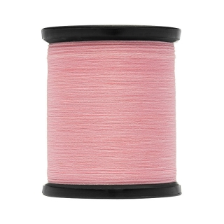 Uni Thread Waxed 3/0 100yds Pink