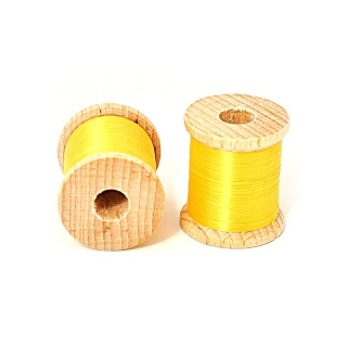 UV Reflective Thread Dark Yellow