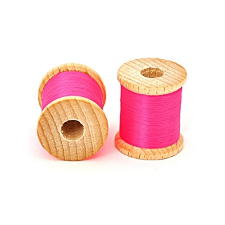 UV Reflective Thread Pink