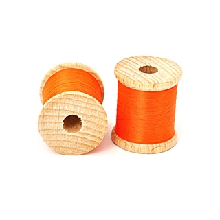 UV Reflective Thread Dark Orange