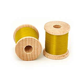 UV Reflective Thread Gold Olive