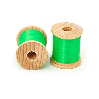 UV Reflective Thread Emerald Green