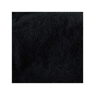 Sheep Wool Color Black