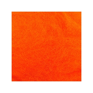 Sheep Wool Color Orange