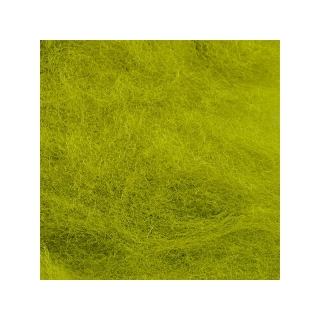 Sheep Wool Color Light Olive