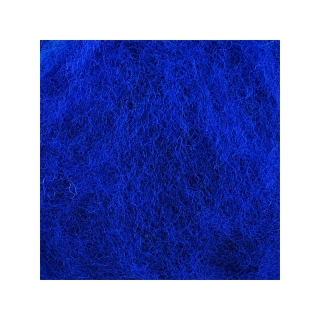 Sheep Wool Color Dark Blue