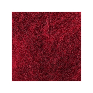 Sheep Wool Color Claret