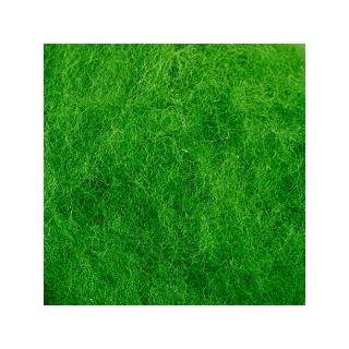 Sheep Wool Color Green