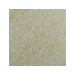 Sheep Wool Natural White