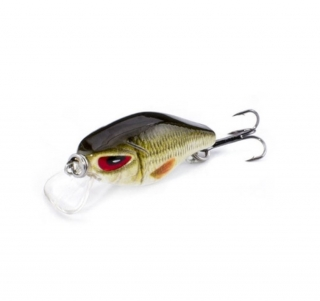 Wobler Angry Minnow 3.5cm, 2g (A1)