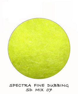 Spectra Dubbing MIX Lime