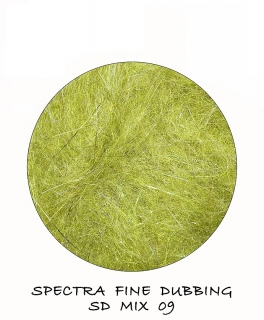 Spectra Dubbing MIX Light Green