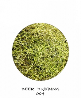 Deer Dubbing Light Green