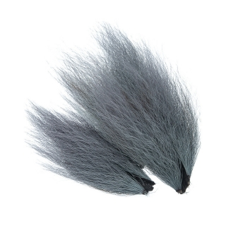 Wapsi Bucktail Pieces Shad Gray