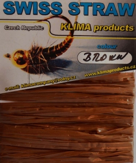 Swiss Straw Brown