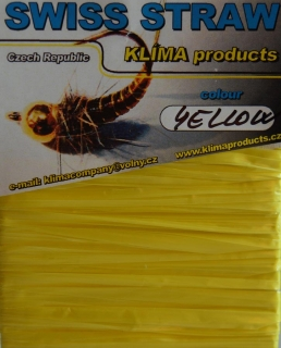 Swiss Straw Yellow