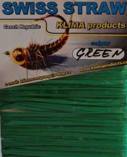 Swiss Straw Green