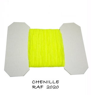 RAF Chenille Line Fluo Yellow