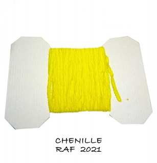 RAF Chenille Line Yellow