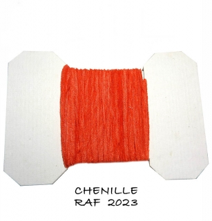 RAF Chenille Line Light Red