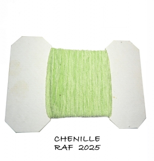 RAF Chenille Line Light Green