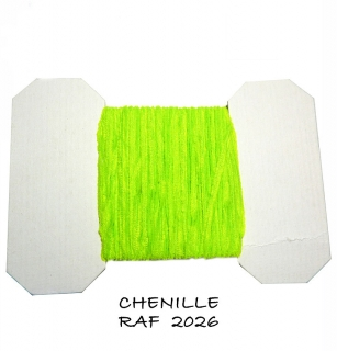 RAF Chenille Line Fluo Green