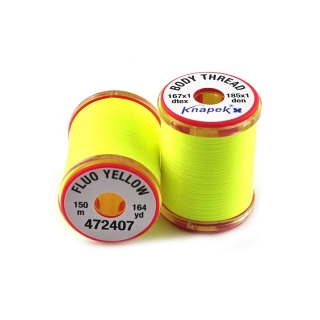 Body Thread 167 x 1 Fluo Yellow