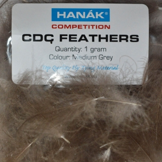 Hanák CDC Feathers Medium Gray 1g.
