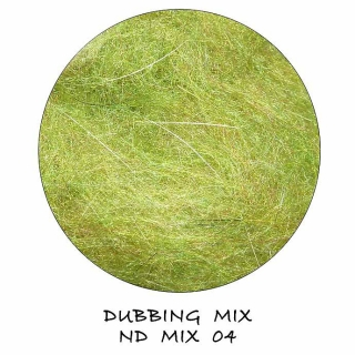 Natural Dubbing MIX Olive
