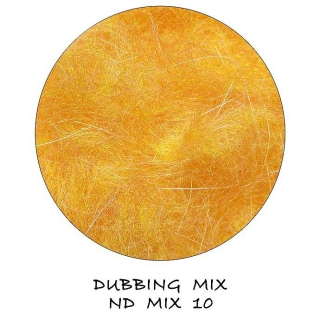 Natural Dubbing MIX Orange