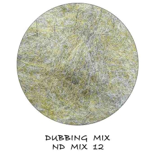 Natural Dubbing MIX Khaki