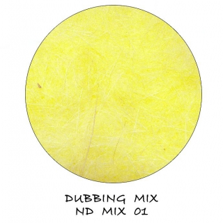 Natural Dubbing MIX Yellow