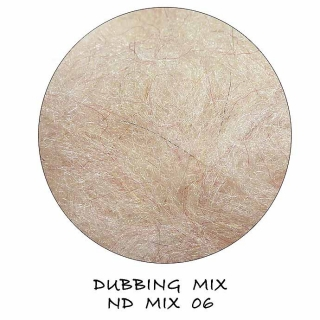 Natural Dubbing MIX Light Beige