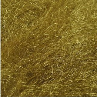 Angelina Fiber Metallic Gold