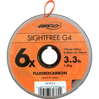 AIRFLO Sightfree G4 Fluorocarbon 100m