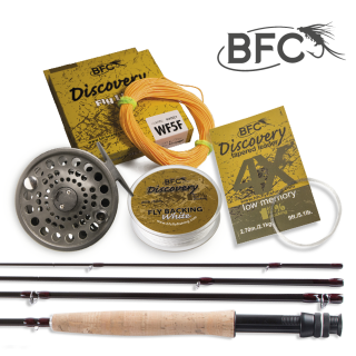 Muškařský set BFC Discovery HPS BIG RIVER 9ft 5wt