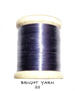 Bright Yarn Dark Grey