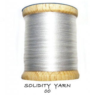 Solidity Yarn White