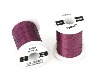 Barevný drátek FLAT Colour Wire Medium Light Purple